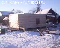 Бани из бруса. Пристрои. По Нижегородской области.