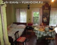 Бревенчатый дом Борский район.
