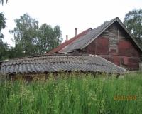 Бревенчатый  дом в - 540 тыс. Борский район.