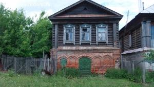 Дом 70м2 на участке 27 сот.