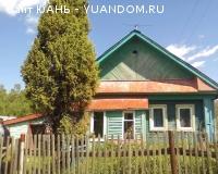 Дом в д. Белкино, Останкинское направление.