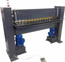 Гидравлические гильотины для резки металла на ширине до 3000мм