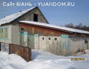 Кирпичный дом в Золотово, рядом с Нижним Новгородом.