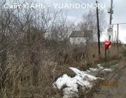 Продаём два земельных участка в д. Матвеевка, 7 и 15 соток.