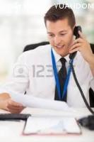 Сотрудник с о\р оператора на прием звонков