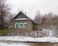 Кирпичный дом в п. Зимёнки, Борский район.