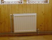 Панельные стальные радиаторы Buderus Logatrend.