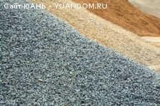 Песок , щебень, ОПГС, гравий.