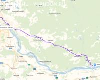 Поездки в Макарьевский монастырь из Нижнего Новгорода и города Бор.