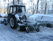 Погрузка, уборка и вывоз снега. Договор