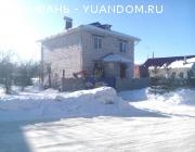 Полностью жилой, двухэтажный коттедж, Золотово.