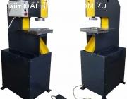 Пресс для отверстий в металле с усилием пробивки до 100тонн