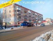 Продаём 1-к. квартиру на ул. Крупской. Бор.