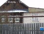 Продаётся бревенчатый дом в Чисто-Борском.
