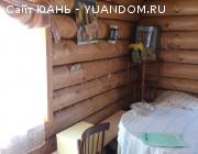 ПРОДАЁТСЯ РУБЛЕННЫЙ ДОМ В 3-Х КМ ОТ ГОРОДА!!!