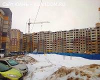 Продам 1- к. квартиру, ЖК Солнечный город.