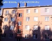 Четырехкомнатная квартира по цене двухкомнатной, Бор, Центр, ул Фрунзе.