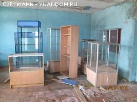 Продаю витрины б/у., 13 шт. Борский район.
