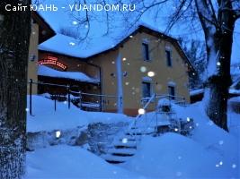 Срочная продажа пансионата в Чехии