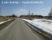 Два участка в п. Орлово, 5 и 10 соток.