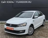 Volkswagen Polo, 2016 цена 580 000 ₽