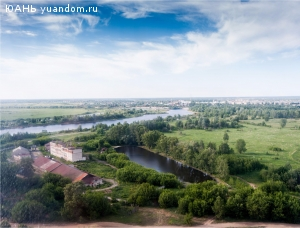 Земельный участок на Волге 3,5 Га (г. Бор, Нижегородская обл.)