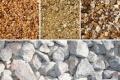 Песок, щебень, ОПГС